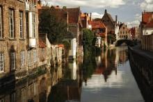 Город на воде / Брюгге