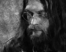"in Pepperland... / music: The Beatles ""Pepperland""  http://www.youtube.com/watch?v=RFMxX51uKEE"