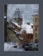снег идёт. Анатолию и Ларисе из Киева и всем хорошим людям... / music: Сергей Никитин  http://www.youtube.com/watch?v=X5XHjWZPoQY