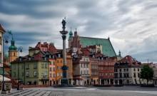 Без названия / Польша. Варшава. Старый город