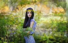 Цвета лета / Ира