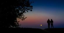 Восход луны / ...