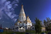 ...Всех Святых в Минске / фешенебельный храм Присоединяйтесь! https://vk.com/fotosfera_minsk
