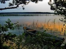 Вечерняя / Волынь, Шацкие озера