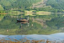 Шотландское зеркало / С июньского фототура. http://photoexpedition.eu