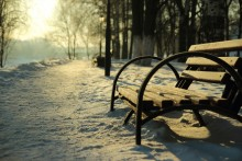 Замерзшее время / ***