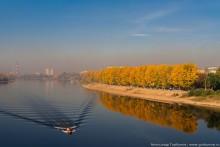 Бархатный сезон / Осень в Твери