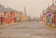 старый город в тумане... / ***