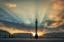Озарение / Санкт-Петербург. Дворцовая площадь. Утро.   Приятного просмотра!