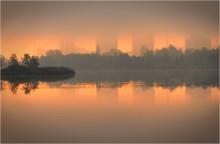 Призрак города / В городе - туман