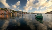 Home Port: St. George's Inner Harbour / Grenada