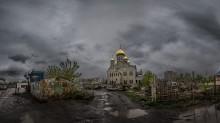 Храм панорама / панорама