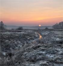 В погоне за рассветом / Природа Беларуси