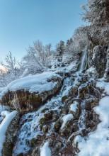 Ледяной ручей. / Абхазия.