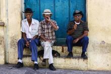 Друзья / Куба.