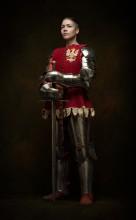 Рыцарь / Западная Польша, примерный период 1380-1410 г.г. Возможный участник Грюнвальдской битвы.