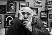 / художник и писатель,Резо Адамиа.