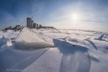 Со знаком качества... / Хабаровск, на льду Амура, Самьянг 8 мм