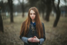 Букет / портрет