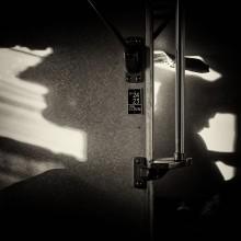 / вагон.тень