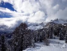Небо над Альпами / Небо над Альпами