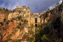 Ronda / Городок в горах... древний, как горы..