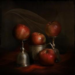 яблоки (парадный портрет) / яблоки