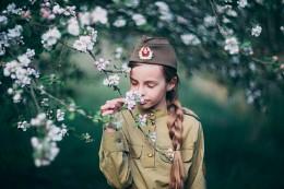 Разведчица Анка / с праздником Победы, друзья!!