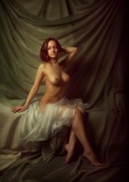 Без названия / модель Елена