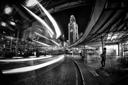 Разворот (U-turn) / Tsim Sha Tsui, Hong Kong
