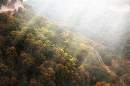 Ущелье Мишоко / Адыгея 2014