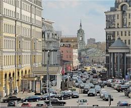 Суета сует / город Москва