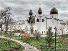 Марфо-Мариинская Обитель / Москва. Марфо-Мариинская Обитель.