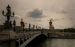 Александровский мост / Париж