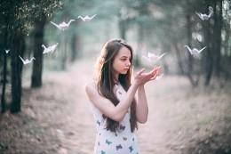 Птицы / портрет