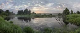 Предрассветный час.. / Нижегородская область, река Керженец