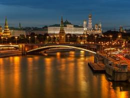 Золотая Москва / Москва. Кремль