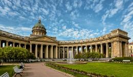 Полукругом. / Санкт Петербург.Май 2015г.