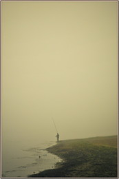 Из тумана / про рыбалку