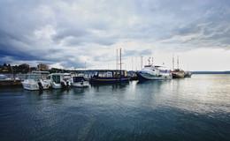 Яхты Пиранского залива / Словения, г.Порторож