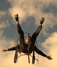 Есть отрыв / Во время съемок модель и объект не пострадали ))) Полет прошел успешно Съемка велась на крыше заброшенного санатория города Калязин