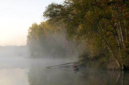 Туман / Туманное утро рыбака.....