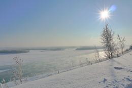 Зима / Зима за городом