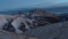 Однажды в Октябре / Гора Ачешбок
