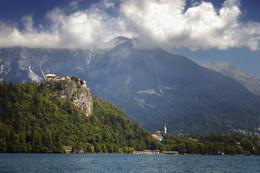 Озеро и замок Блед / Словения