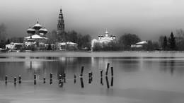 У природы нет плохой погоды / Село Великое, Черный пруд.