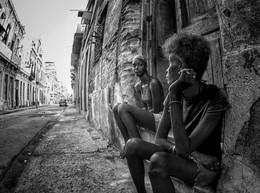 Ну, где же ты ходишь, наш руссо туристо, облик-а-морале? / Старый город, Гавана, Куба.