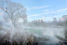 Утро ноябрьских морозов... / Последние дни ноября...