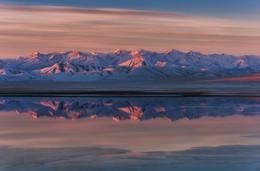 Горное Зеркало / озеро Тузколь, Алматинская область