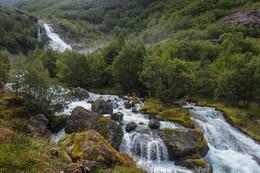 Про горные реки / Норвегия